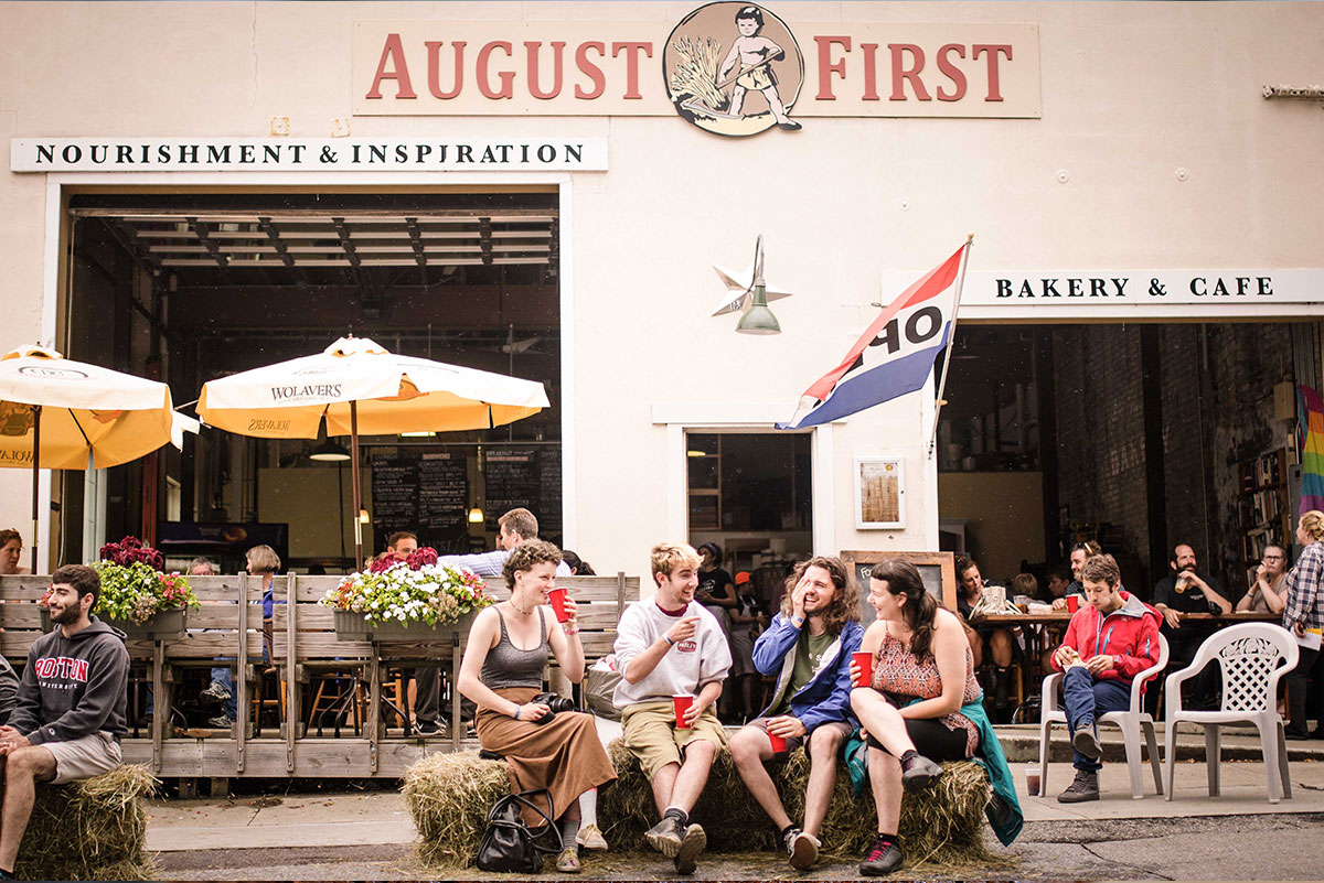 About August First August First Bakery