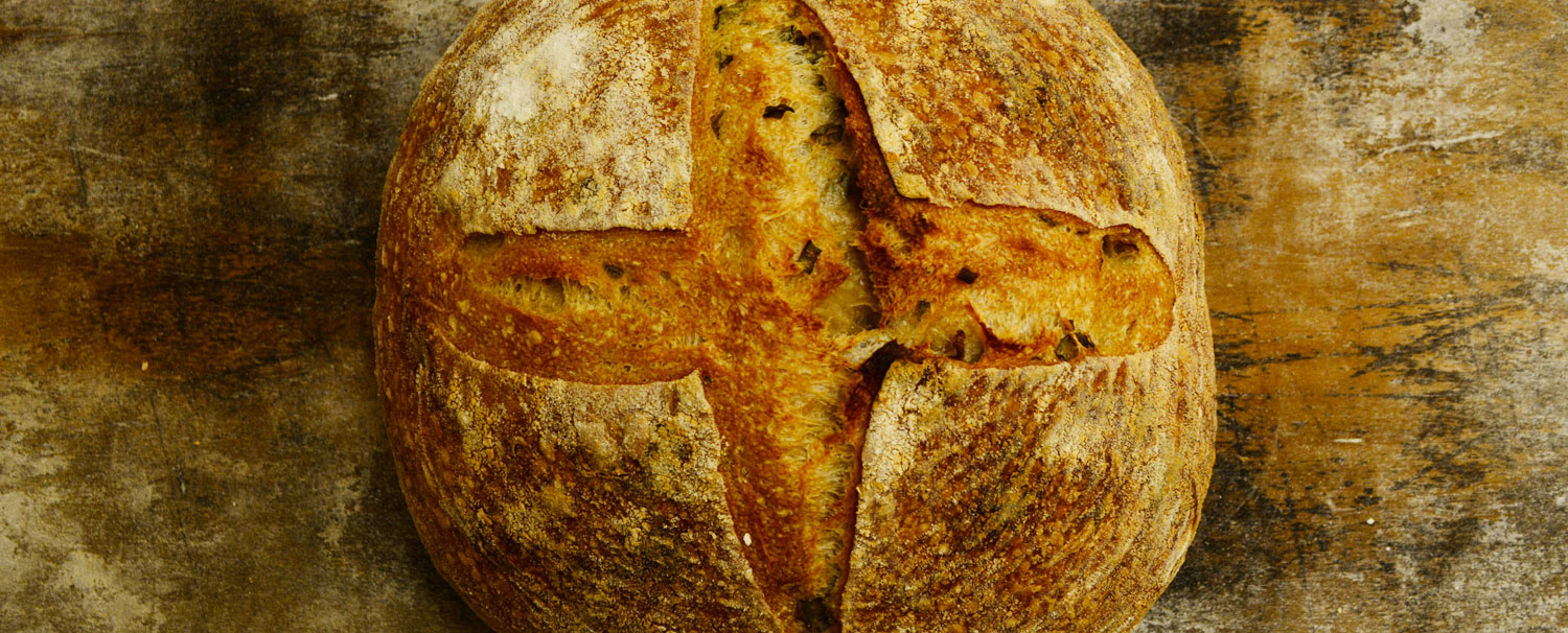 Fresh Baked Artisan Bread at August First Bakery Vermont