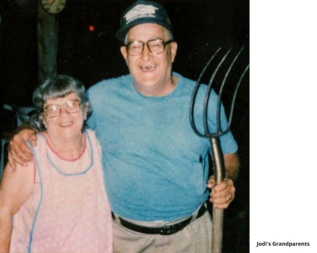 Jodi's Family