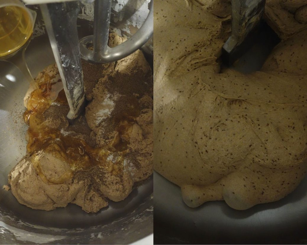 honey bread mix