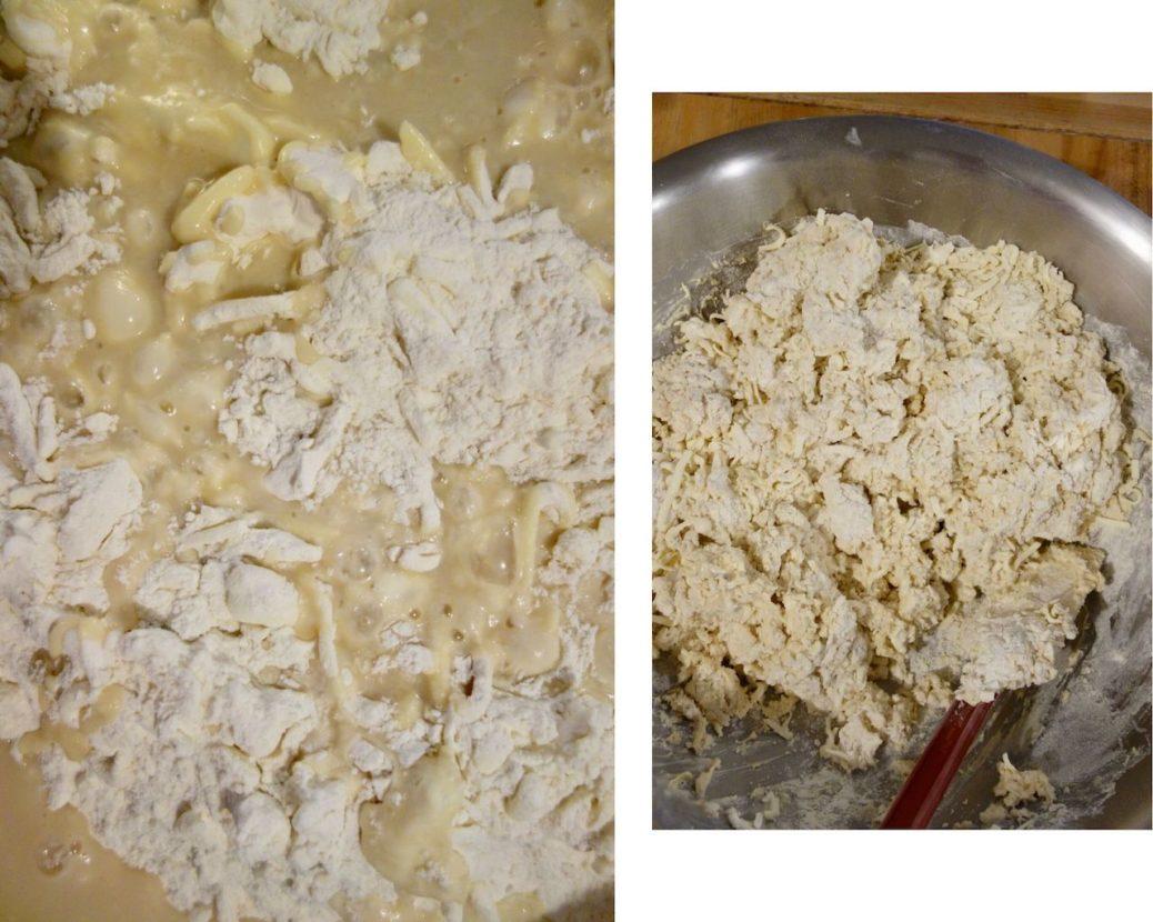 Milk in Flour