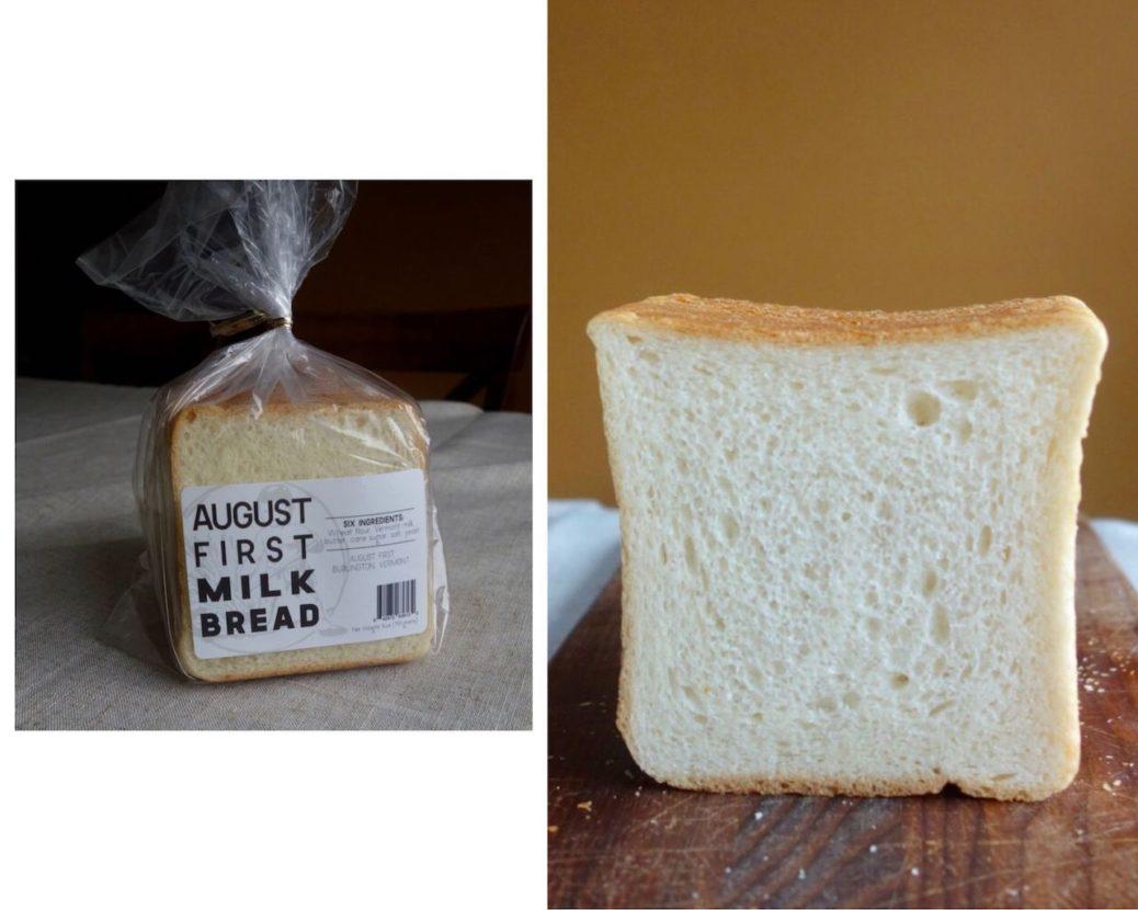 new milk bread