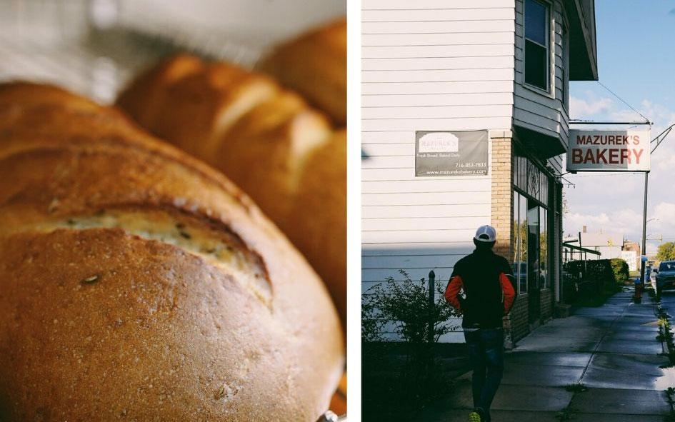 Mazurek's Bakery, Buffalo, NY