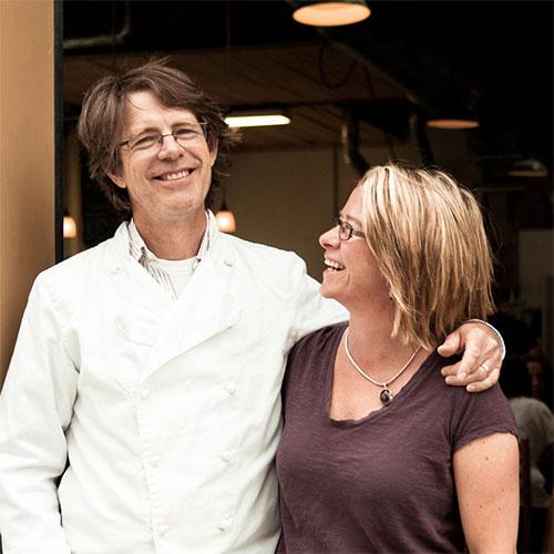 Phil Merrick & Jodi Whalen