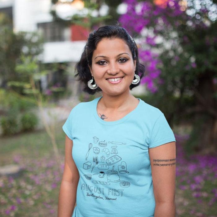 August First Women's Tee Shirts